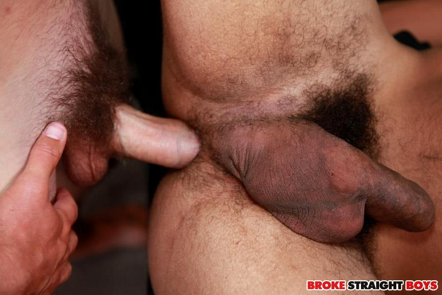 Broke-Straight-Boys-Kaden-Alexander-and-Ian-Dempsey-Black-Guy-With-A-Big-Uncut-Cock-Getting-Barebacked-By-White-Guy-Amateur-Gay-Porn-24 Straight Black Guy With A Big Uncut Cock Takes A White Cock Bareback