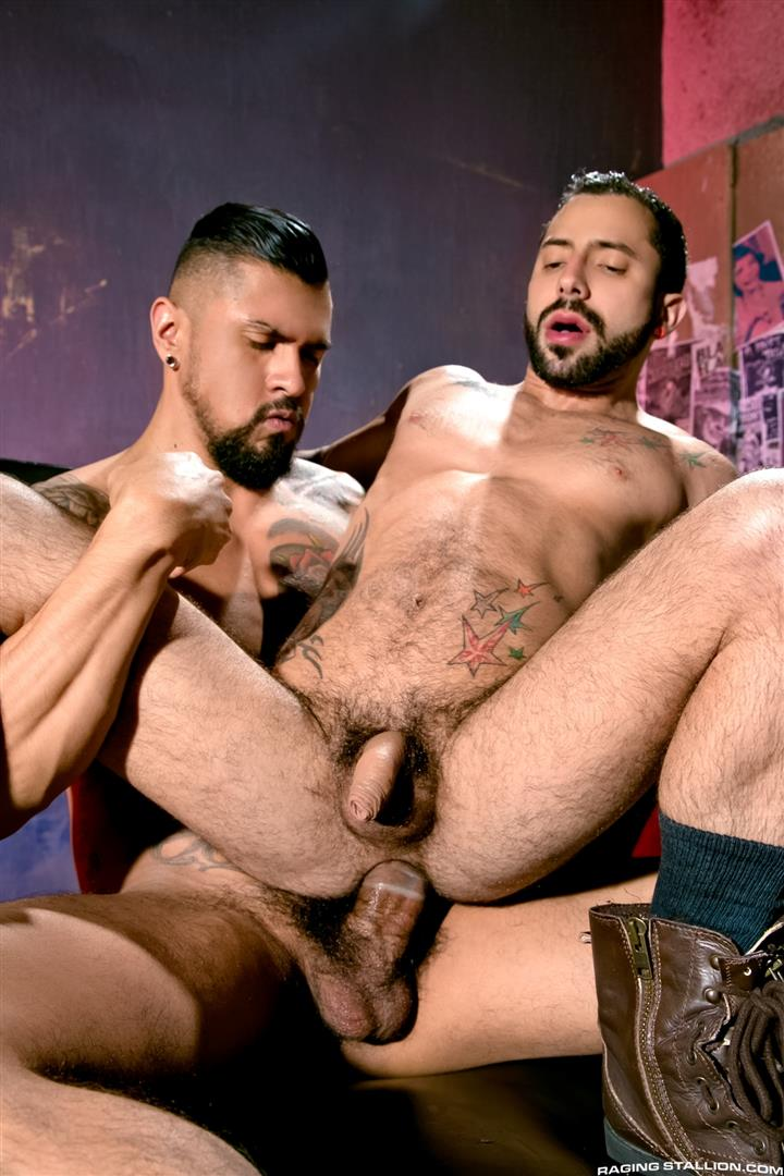 Raging-Stallion-Boomer-Banks-and-Nick-Cross-Huge-Uncut-Cock-Fucking-A-Latino-Ass-Amateur-Gay-Porn-12 Boomer Banks Fucking Nick Cross With His Huge Uncut Cock