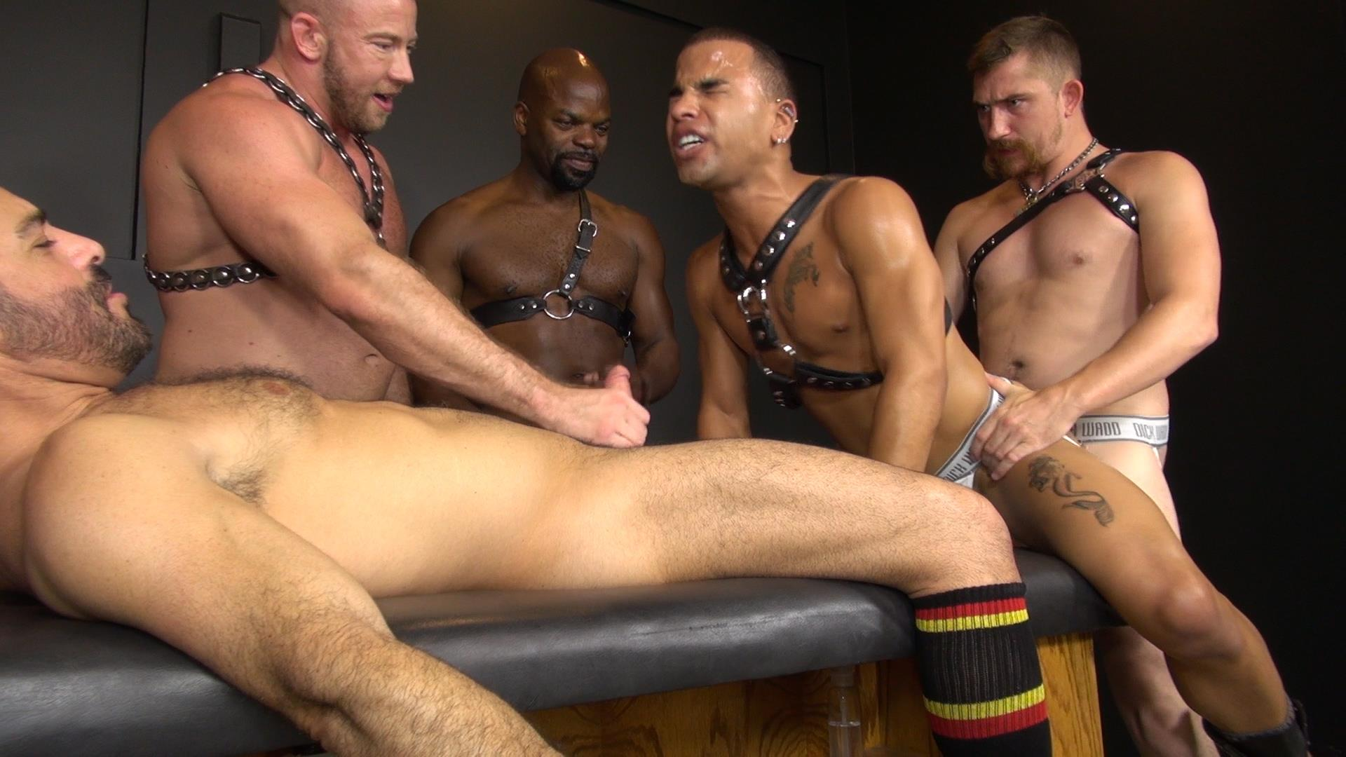 Raw-and-Rough-Ken-Byker-Dayton-OConnor-Trelino-Shay-Michaels-Adam-Russo-Cutler-X-Interracial-Bareback-Orgy-Amateur-Gay-Porn-08 Interracial Bareback Orgy With Adam Russo & Cutler X