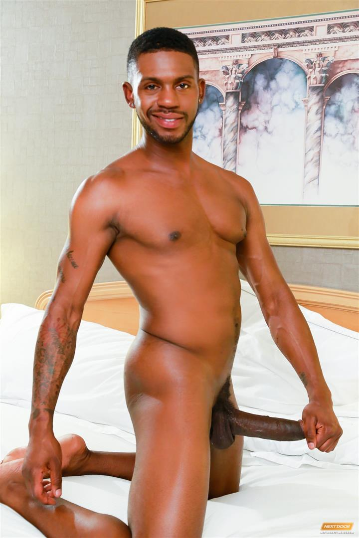 Big Ebony Gay Cock