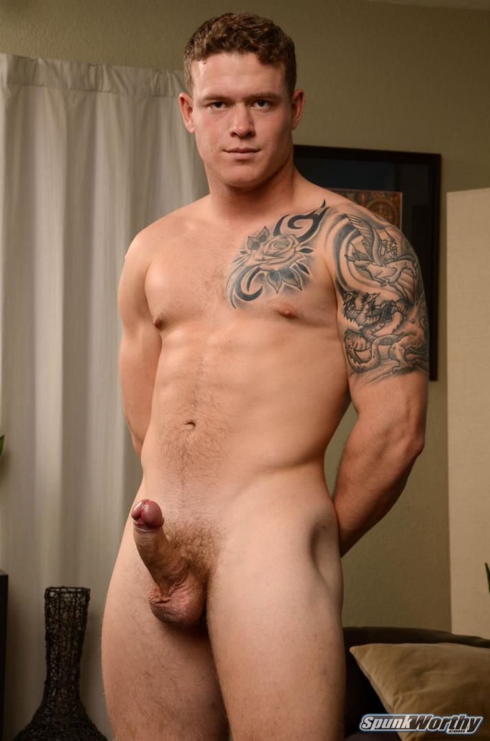 SpunkWorthy-Finn-Irish-Guy-With-A-Huge-Uncut-Cock-Jerking-Off-Amateur-Gay-Porn-09 Straight Irish Hunk Jerking His Big Thick Uncut Cock