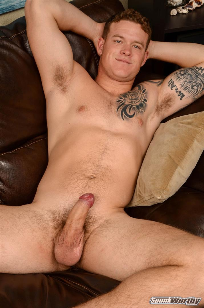 SpunkWorthy-Finn-Irish-Guy-With-A-Huge-Uncut-Cock-Jerking-Off-Amateur-Gay-Porn-14 Straight Irish Hunk Jerking His Big Thick Uncut Cock