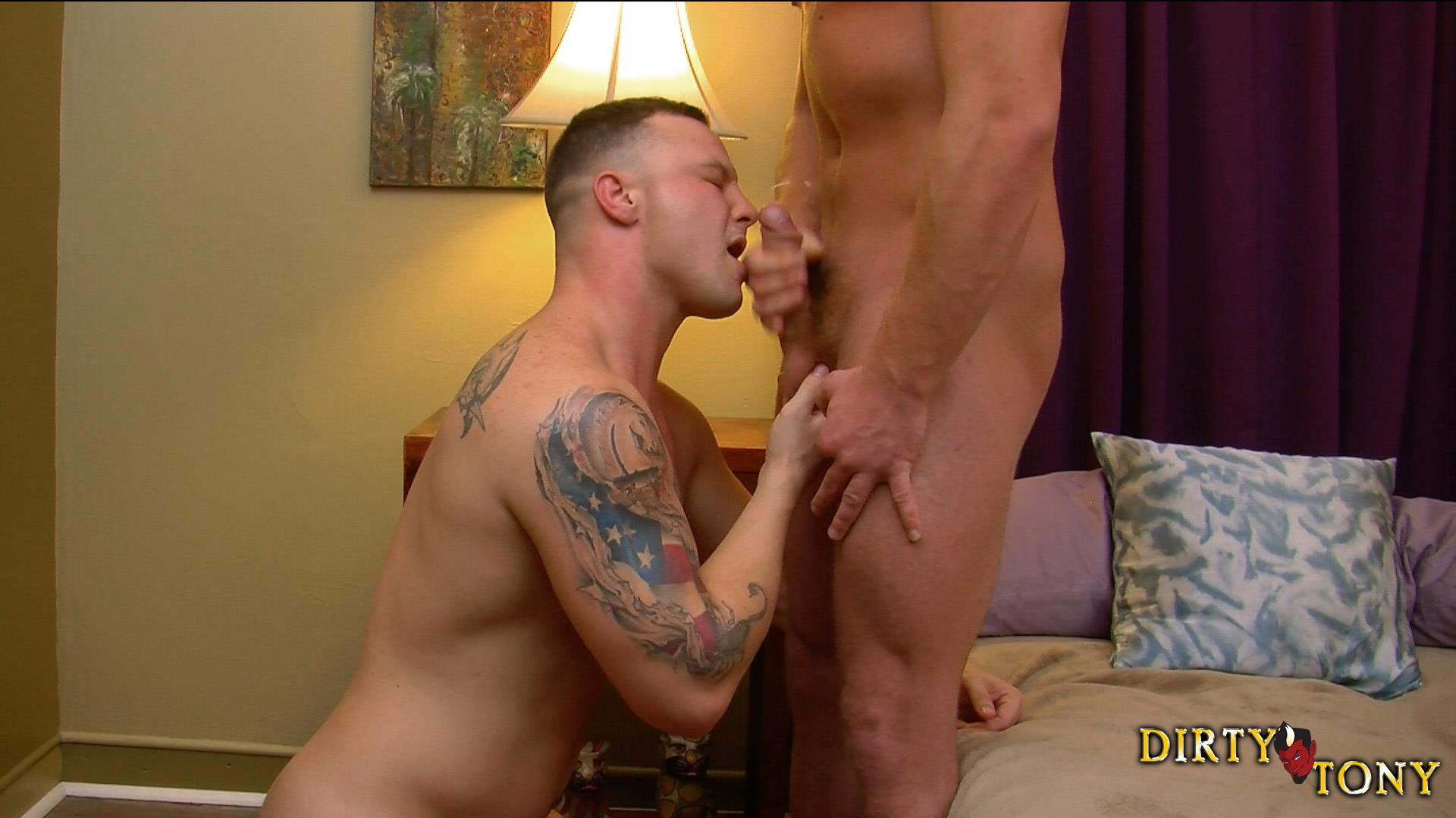 Dirty-Tony-Logan-Blake-and-Connor-Maguire-Marine-Getting-Fucked-In-the-Ass-Amateur-Gay-Porn-15 Former US Marine Takes A Big Uncut Cock Up The Ass