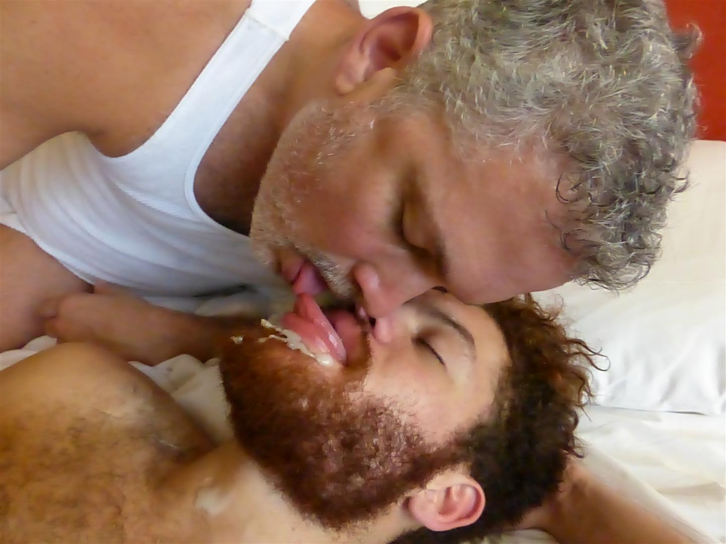 Maverick Men Adam Hairy Muscle Cub Barebacked By Two Muscle Daddies Amateur Gay Porn 36 Young Hairy Muscle Cub With A Big Uncut Cock Takes Two Daddy Cocks