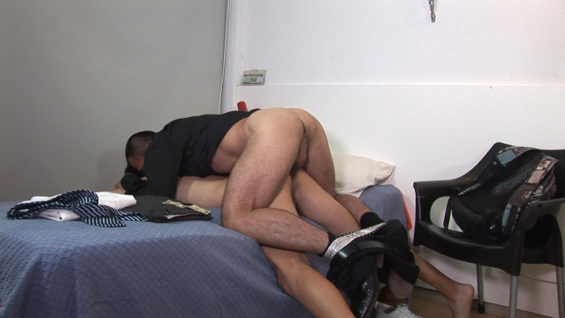 Bareback-Me-Daddy-Gay-Priest-Fucking-A-Student-18 Getting Barebacked By An Older Catholic Priest While In Boarding School