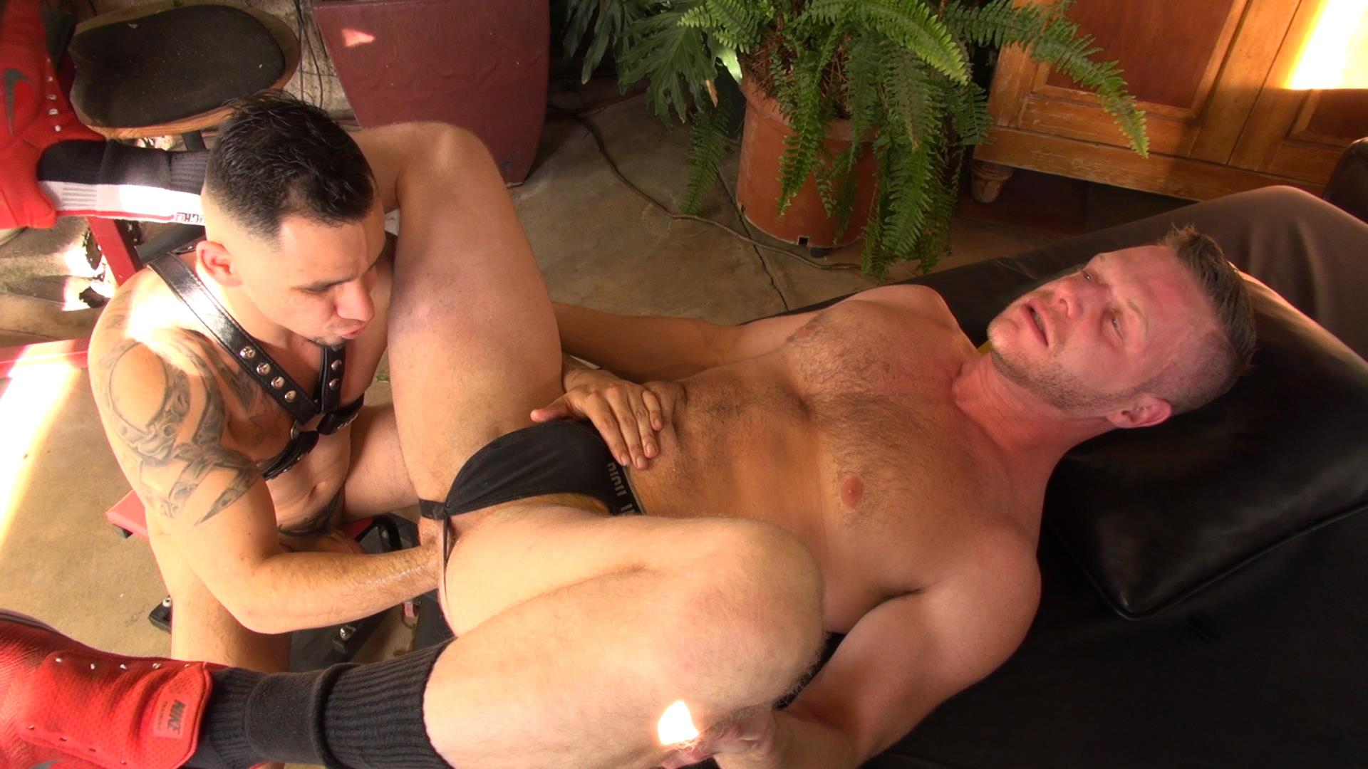 Raw-and-Rough-Brian-Bonds-and-Diego-Tovar-Bareback-Sex-and-Fisting-10 Brian Bonds Gets Fisted!