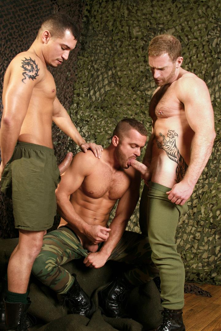 Titan-Men-Boot-Camp-Gay-Military-Sex-Naked-Soldiers-Fucking-31 Titan Men Releases Steamy Gay Military Sex Series:  Boot Camp