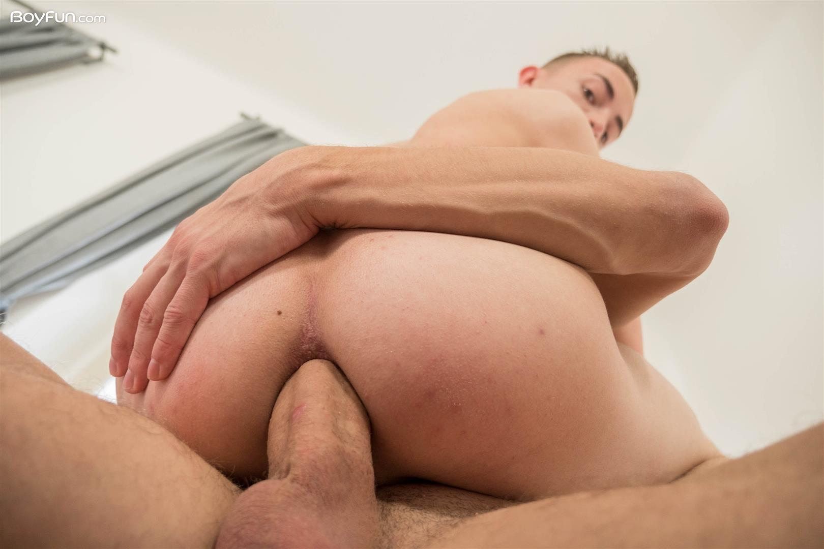 Boy-Fun-Nick-Danner-and-Tommy-Hunter-Big-Dick-Twinks-Hotel-bareback-sex-video-33 Colombian Hottie Nick Danner Takes A Big Raw Twink Cock Up The Ass
